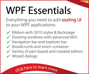 WPF Essentials
